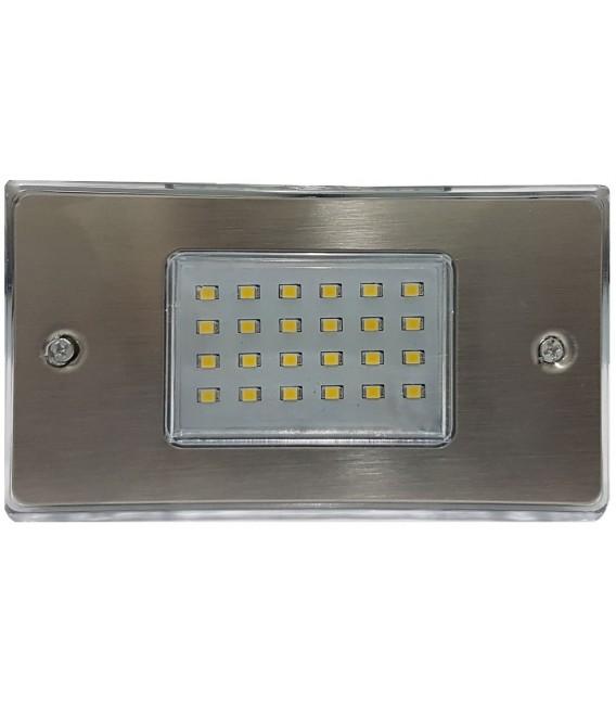 SEGNAPASSO LED PER CASSETTA 503 2W