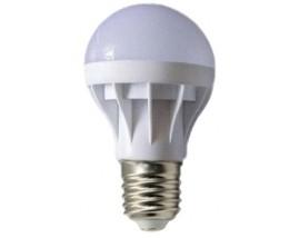 LAMPADINA ECONOMICA LED BULBO 9W E27