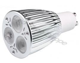 FARETTO LED 6W (3X2) GU10