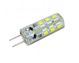 LAMPADA LED 2,5W SILICONE 12V AC/DC  G4 360°