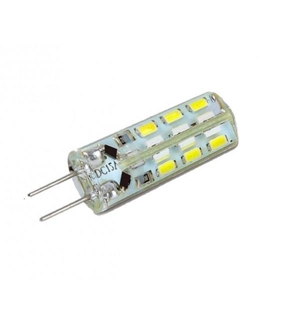 LAMPADA LED 2,5W SILICONE 12V DC G4 360°