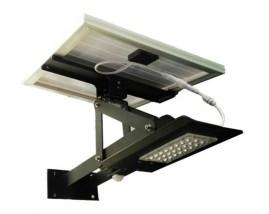 LED PLAFONIERA STRADALE SOLARE 40W CON SENSORE