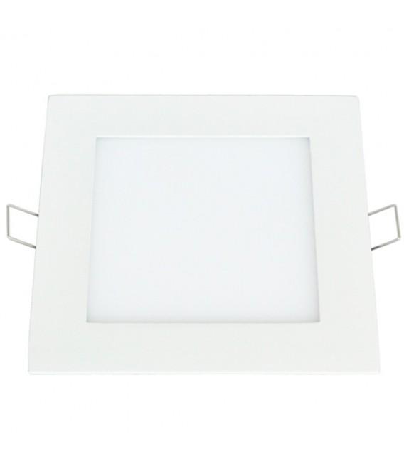 LED PANNELLO QUADRATO SMD SLIM 12W