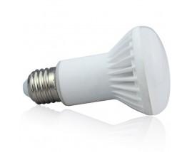 Lampadina LED 8W E27  R63