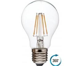 Lampadina Led a Filamento 8W E27 360°