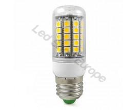 Lampada LED CORN PANNOCCHIA  9W SOTTILE 360°  E27