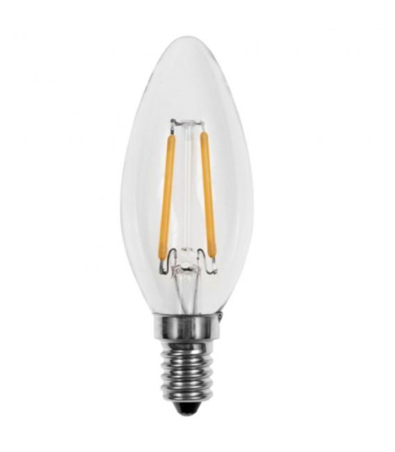 Lampadina LED a Filamento 4W E14 360°