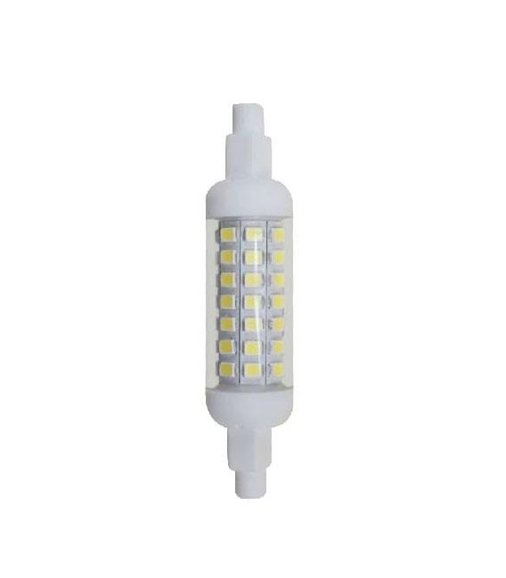 Lampada LED 6W R7S Baionetta 360°