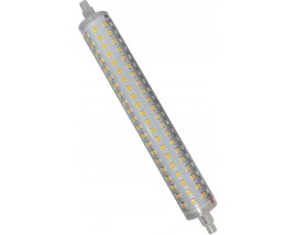 Lampada LED 18W R7S Baionetta 360° SUPER SLIM