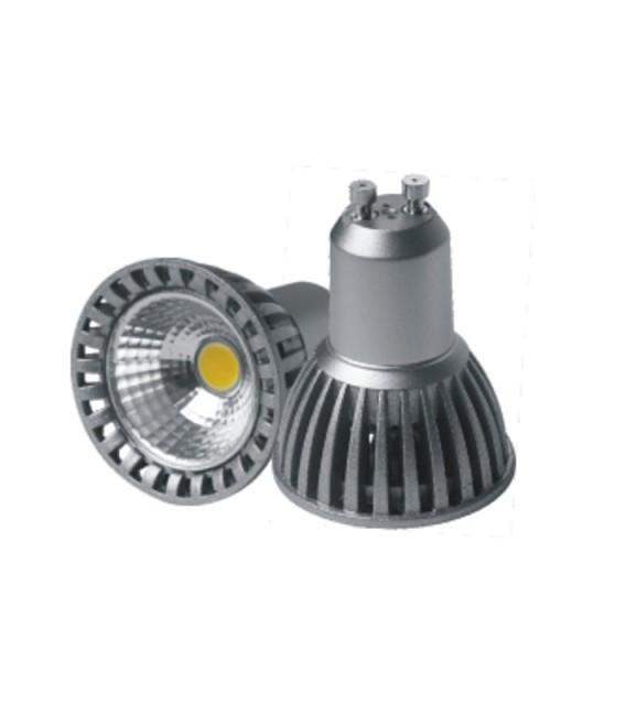 Faretto LED 6W GU10 COB